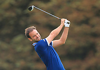 Carlos Del Moral (ESP) on the 3rd tee during Round 1 of the Bridgestone Challenge 2017 at the Luton Hoo Hotel Golf &amp; Spa, Luton, Bedfordshire, England. 07/09/2017<br /> Picture: Golffile   Thos Caffrey<br /> <br /> <br /> All photo usage must carry mandatory copyright credit     (&copy; Golffile   Thos Caffrey)