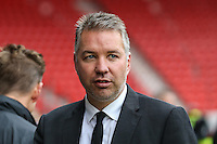 Manager of Doncaster Rovers Darren Ferguson during the Sky Bet League 2 match between Doncaster Rovers and Wycombe Wanderers at the Keepmoat Stadium, Doncaster, England on 29 October 2016. Photo by David Horn.