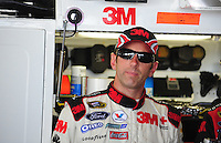 May 1, 2009; Richmond, VA, USA; NASCAR Sprint Cup Series driver Greg Biffle during practice for the Russ Friedman 400 at the Richmond International Raceway. Mandatory Credit: Mark J. Rebilas-