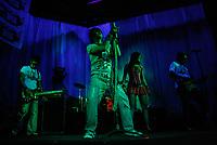 Concierto de rock retro en e Tantra organizado por le Pano. junio2009