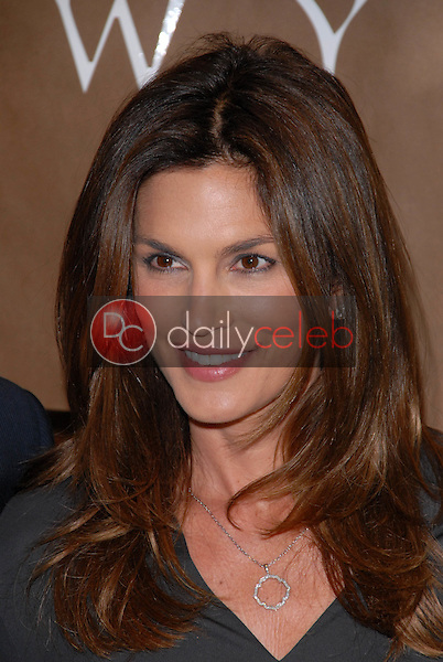 Cindy Crawford<br />