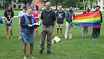 LGBT Orlando Massacre Vigil
