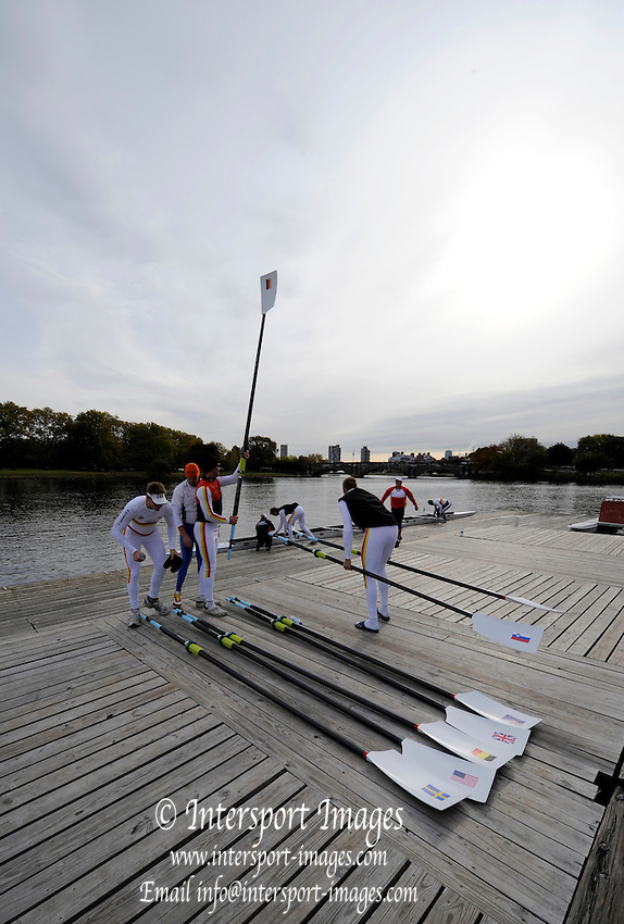 Chiswick; Great Britain; Great Eight; Mon 16.03.2009 [Mandatory Credit. Peter Spurrier/Intersport Images] crew Bow, Tim Maeyens, Andre VONARBURG (SUI) Alan Campbell (GBR) Marcel Hacker(GER), Mahe Drysdale (NZL) Olaf Tufte (NOR) Ondrej Synek (CZE) stroke Iztok Cop (SLO) Cox Ali Williams (GBR).