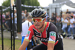 Greg Van Avermaet (BEL) BMC Racing Team at sign on in Mondorf-les-Bains before the start of Stage 4 of the 104th edition of the Tour de France 2017, running 207.5km from Mondorf-les-Bains, Luxembourg to Vittel, France. 4th July 2017.<br /> Picture: Eoin Clarke | Cyclefile<br /> <br /> <br /> All photos usage must carry mandatory copyright credit (&copy; Cyclefile | Eoin Clarke)