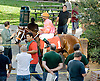 Hoofing Cat before The Dover Stakes at Delaware Park on 10/6/12