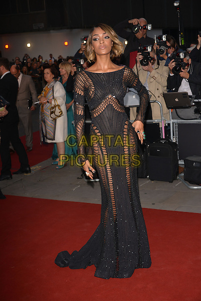 LONDON, ENGLAND SEPTEMBER 02:  Jourdan Dunn attends the GQ Men of the Year 2014 awards in association with Hugo Boss at The Royal Opera House on September 2, 2014 in London, England.<br /> CAP/PL<br /> &copy;Phil Loftus/Capital Pictures