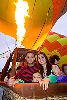 May 2019 Hot Air Balloon Gold Coast and Brisbane