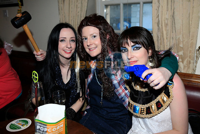 Mairead McGuinness grace Dillon Mairead Finnegan on in Drogheda<br /> Picture:  www.newsfile.ie
