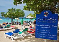 CT- Playa Porto Mari-Taxi Max Curacao Tour-part of HAL Koningsdam S. Caribbean Cruise, Curacao 3 19