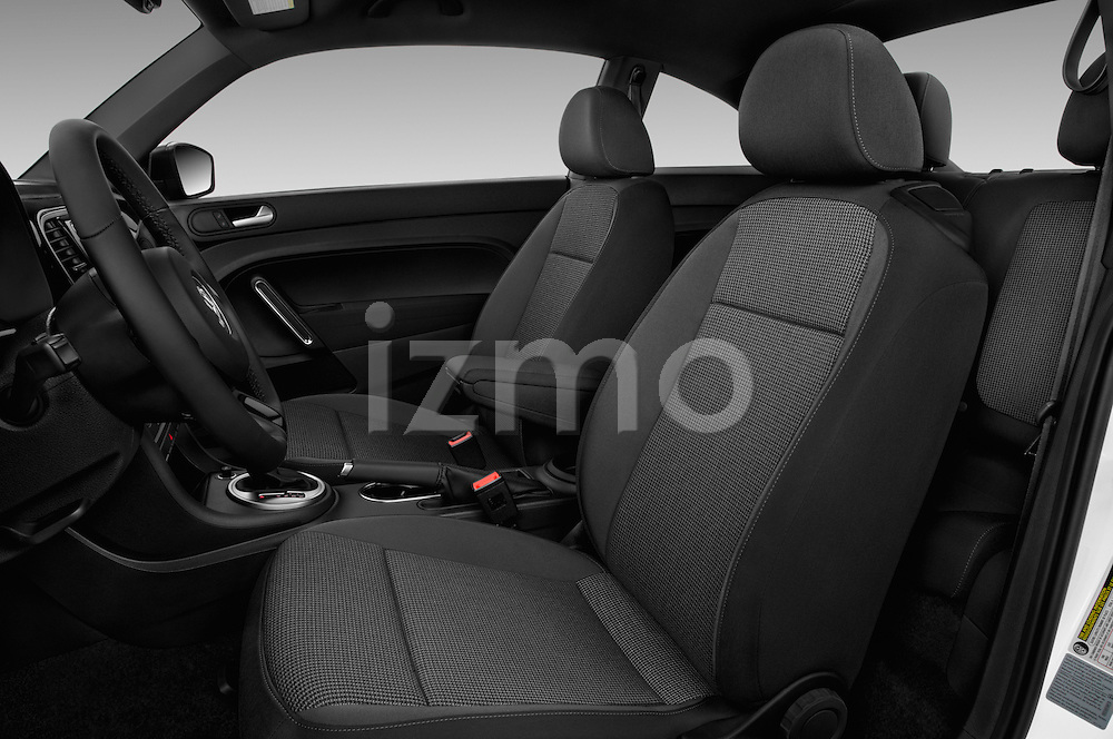Front seat view of 2017 Volkswagen Beetle S 3 Door Hatchback Front Seat  car photos