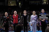 06/07/08 - Women's VISA Championships Agganis Areana in Boston Univeristy.  Sr Women Finals.March-In