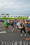FUN-RUN: Crowds gathered at O'Donnells Bar & Restaurant Mounthawk to take part in the 5k Fun Run to raise funds for the Irish Red Cross Tralee branch on Friday.