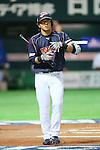 Hisayoshi Chono (JPN), .MARCH 2, 2013 - WBC : .2013 World Baseball Classic .1st Round Pool A .between Japan 5-3 Brazil .at Yafuoku Dome, Fukuoka, Japan. .(Photo by YUTAKA/AFLO SPORT)