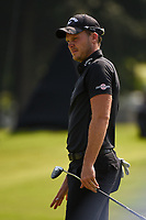 Danny Willett (GBR) attempt to slow his putt on 1 during round 3 of the WGC FedEx St. Jude Invitational, TPC Southwind, Memphis, Tennessee, USA. 7/27/2019.<br /> Picture Ken Murray / Golffile.ie<br /> <br /> All photo usage must carry mandatory copyright credit (© Golffile | Ken Murray)