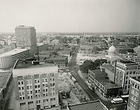 1960 July 20..Redevelopment.Downtown North (R-8)..Downtown Progress..North View from VNB Building  POV#3..HAYCOX PHOTORAMIC INC..NEG# C-60-5-36.NRHA#..