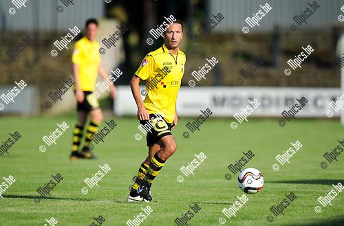 2014-07-26 / Voetbal / seizoen 2014-2015 / Berchem Sport / Murat Kocak<br /><br />Foto: mpics.be