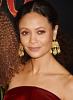 HOLLYWOOD, CA - MARCH 11: Thandie Newton attends the premiere of Disney's 'Dumbo' at El Capitan Theatre on March 11, 2019 in Los Angeles, California.<br /> CAP/ROT/TM<br /> &copy;TM/ROT/Capital Pictures