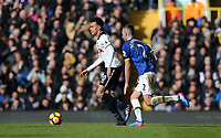 Tottenham Hotspur's Dele Alli<br /> <br /> Photographer Rob Newell/CameraSport<br /> <br /> The Premier League - Tottenham Hotspur v Everton - Sunday March 5th 2017 - White Hart Lane - London<br /> <br /> World Copyright &copy; 2017 CameraSport. All rights reserved. 43 Linden Ave. Countesthorpe. Leicester. England. LE8 5PG - Tel: +44 (0) 116 277 4147 - admin@camerasport.com - www.camerasport.com