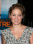 """WESTWOOD, CA. - October 05: Erika Christensen arrives at the Los Angeles premiere of """"Couples Retreat"""" at the Mann's Village Theatre on October 5, 2009 in Westwood, Los Angeles, California."""