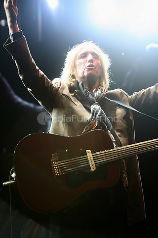 Tom Petty performing live at The Hollywood Bowl in Hollywood, CA USA - September 26, 2006.  Photo © Kevin Estrada / Media Punch