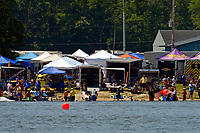 Pit area    (Outboard Hydroplane)