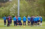 110518 Rangers training