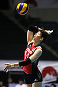 Yukiko Ebata (JPN), November 16,2011 - Volleyball : FIVB Women's World Cup 2011, 4th Round match between Japan 3-0 Kenya at Yoyogi 1st Gymnasium, Tokyo, Japan. (Photo by Daiju Kitamura/AFLO SPORT) [1045]