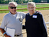 Jimmy Havens and Bill Prickett at Delaware Park on 9/27/14