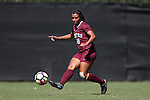 04 September 2016: Minnesota's Rashida Beal. The Duke University Blue Devils hosted the University of Minnesota Golden Gophers at Koskinen Stadium in Durham, North Carolina in a 2016 NCAA Division I Women's Soccer match. Duke won the game 1-0.
