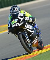Test Moto3 Eric Granado