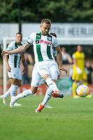 HAREN - Voetbal, FC Groningen - SM Caen, voorbereiding seizoen 2018-2019, 04-08-2018, FC Groningen speler Mike te Wierik