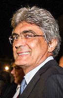 SAO PAULO, SP, 02 DE DEZEMBRO - PREMIO CRAQUE DO BRASILEIRÃO - O presidente municipal do PSDB, Julio Semeghini, durante a cerimônia da Premiação Brasileirão 2012, na casa de shows HSBC Arena, na zona sul de São Paulo, nesta segunda-feira FOTO: VANESSA CARVALHO - BRAZIL PHOTO PRESS.