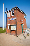 Maritime Museum and Coast Watch building, Mundesley, Norfolk, England