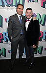 "Tom Sleeman, Chad Beguelin Attends the Broadway Opening Night of ""The Prom"" at The Longacre Theatre on November 15, 2018 in New York City."
