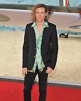 Dougie Poynter at the &quot;Dunkirk&quot; world film premiere, Odeon Leicester Square cinema, Leicester Square, London, England, UK, on Thursday 13 July 2017.<br /> CAP/CAN<br /> &copy;CAN/Capital Pictures /MediaPunch ***NORTH AND SOUTH AMERICAS ONLY***