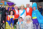 Raheen playschool group all dressed up as Snow White characters in the Killarney St Patricks day parade on Monday front row l-r: Orla Murphy, Jack breen, Michaela O'Connor. Back row: Lorena O'connor, Jerry O'Leary, Stuart Kelly, Geraldine Flynn, Batt O'Sullivan, and Bina O'Leary