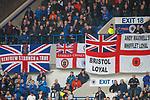 07.04.2018 Rangers v Dundee:<br /> Rangers fans