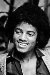 Michael Jackson 1978 The Jacksons<br /> &copy; Chris Walter