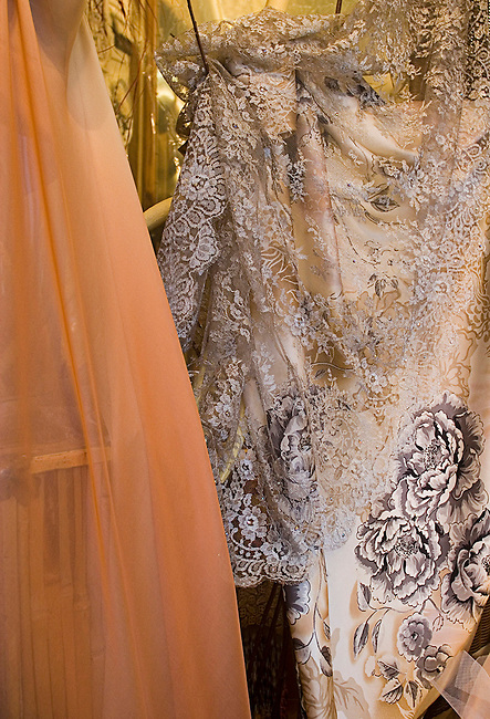 Assorted Fabrics, Mendel Goldberg, East Village, New York, New York