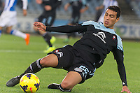 Celta de Vigo's Gustavo Cabral during La Liga match.November 23,2013. (ALTERPHOTOS/Mikel)