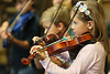Even Young String Players can Groove