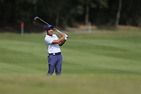 C.T. Pan (TPE) on the 2nd during the 1st round at the WGC HSBC Champions 2018, Sheshan Golf CLub, Shanghai, China. 25/10/2018.<br /> Picture Phil Inglis / Golffile.ie<br /> <br /> All photo usage must carry mandatory copyright credit (&copy; Golffile | Phil Inglis)