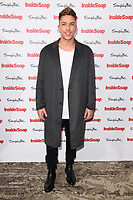 Matt Terry at the Inside Soap Awards 2017 held at the Hippodrome, Leicester Square, London, UK. <br /> 06 November  2017<br /> Picture: Steve Vas/Featureflash/SilverHub 0208 004 5359 sales@silverhubmedia.com