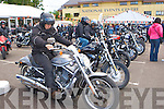 the Irish Motorbike rally in the Gleneagle Hotel Killarney on Saturday.