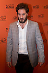 10.10.2012. Celebrities attend the presentation of the new fragrance by Adolfo Dominguez 'Travel Ceylan' in the Flagship Store of Adolfo Domínguez in Madrid, Spain. In the image Alex Gadea (Alterphotos/Marta Gonzalez)