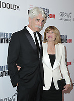 29 November 2018 - Beverly Hills, California - Sam Elliott, Katharine Ross. 32nd American Cinematheque Award Presentation Honoring Bradley Cooper held at The Beverly Hilton Hotel.       <br /> CAP/ADM/PMA<br /> &copy;BT/ADM/Capital Pictures