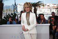 Jane Fonda <br /> Festival del Cinema di Cannes 2015<br /> Foto Panoramic / Insidefoto
