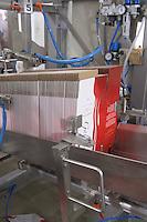 bottling line for bag in box adega cooperativa de borba alentejo portugal