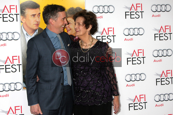 "LOS ANGELES - NOV 13:  Steve Coogan, Philomena Lee at the ""Philomena"" Special Screening at AFI Fest at TCL Chinese Theater on November 13, 2013 in Los Angeles, CA"