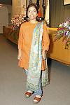 Award winner, Sunitha Krishnan poses at the John Jay Justice Award ceremony, April 5 2011.